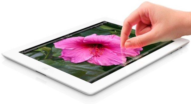 O novo iPad é mais espesso e pesado (Foto: Divulgação) (Foto: O novo iPad é mais espesso e pesado (Foto: Divulgação))