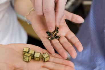 Smart Sand é tecnologia para se realizar clonagem de objetos (Foto: Divulgação) (Foto: Smart Sand é tecnologia para se realizar clonagem de objetos (Foto: Divulgação))