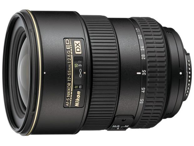 Nikon AF-S 17-55mm (Foto: Reprodução)