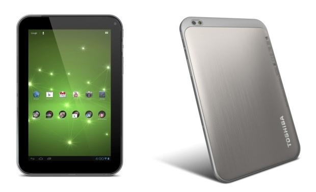 Linha de tablets Excite da Toshiba está disponível em três versões (Foto: Reprodução)