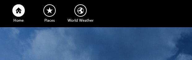 Menu de contexto do Windows 8 (Foto: Reprodução/Helito Bijora)