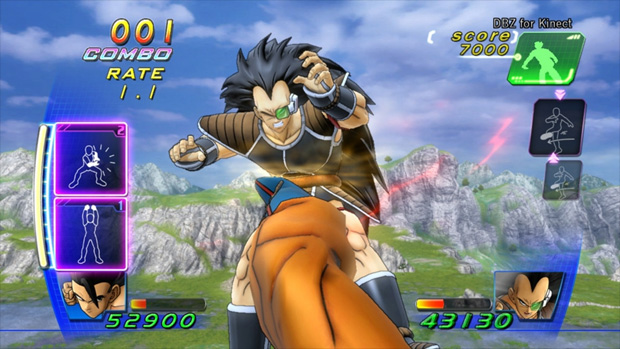 Dragon Ball Z for Kinect (Foto: Gaming Everything) (Foto: Dragon Ball Z for Kinect (Foto: Gaming Everything))