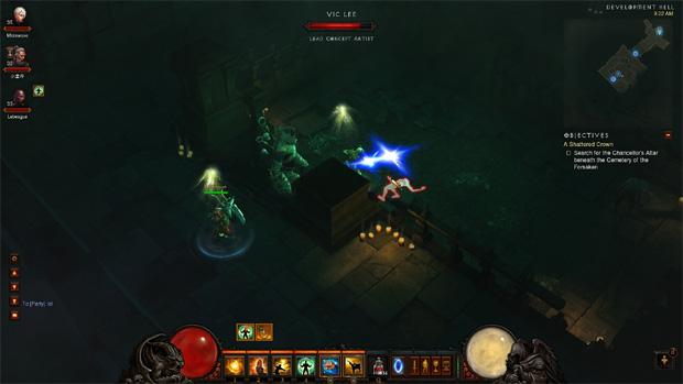 Diablo 3 (Foto: IGN)