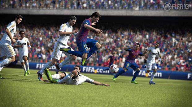 FIFA 13 (Foto: Divulgação)