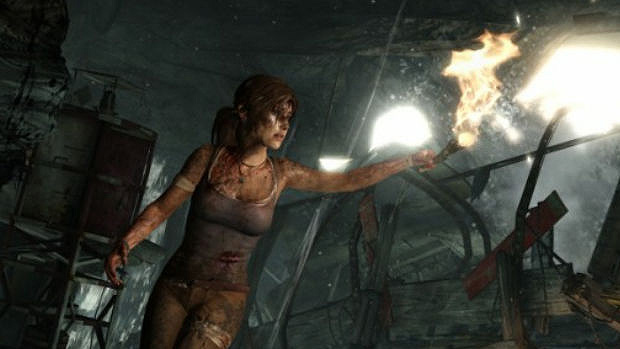 Tomb Raider (Foto: Divulgação) (Foto: Tomb Raider (Foto: Divulgação))