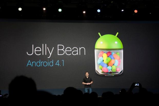 Apresentação do nova versão do Android (Foto: Reprodução)