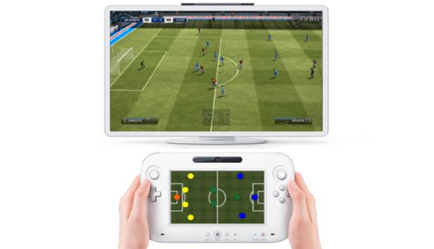 FIFA 13 no Wii U (Foto: Reprodução)