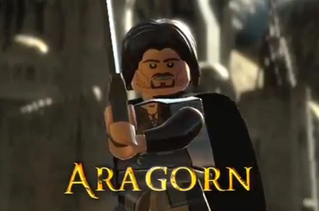 LEGO The Lord of the Ring promete ser fiel aos filmes (Foto: Divulgação)