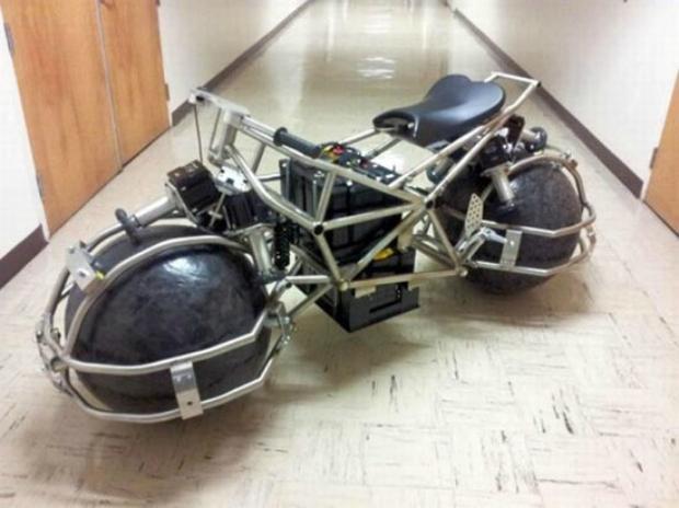 Moto já ganhou um protótipo ainda não funcional (Foto: Divulgação)