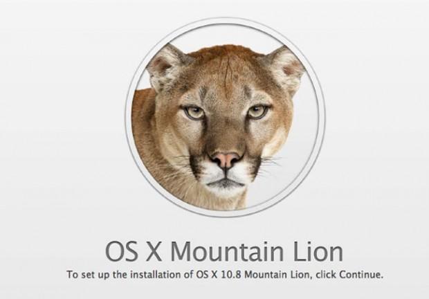 Mountain Lion ganhou integração com rede social (Foto: Reprodução)