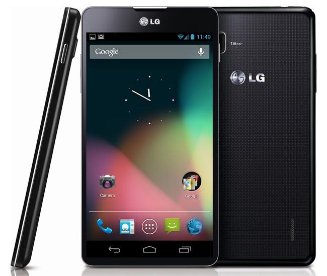 Projeção do Nexus da LG (Foto: Reprodução)
