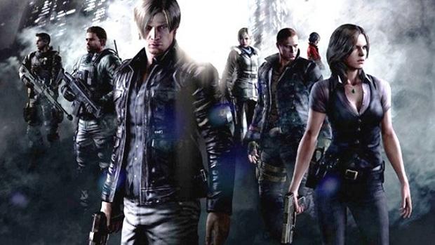 Resident Evil 6 (Foto: Divulgação) (Foto: Resident Evil 6 (Foto: Divulgação))