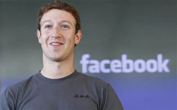 Zuckerberg pode comemorar: Facebook é empresa mais valiosa do mundo (Foto: Divulgação)