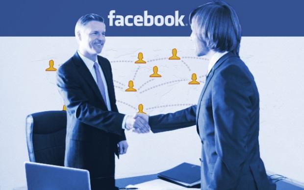 Facebook ajuda recrutadores em seleção de candidatos
