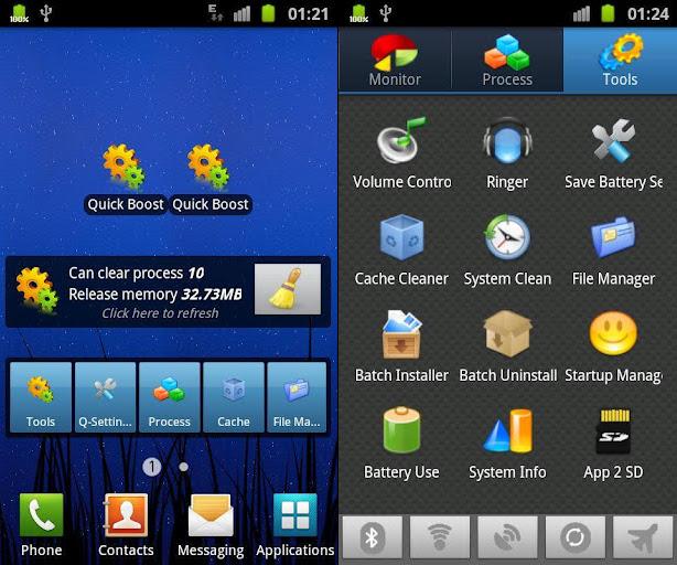 Android Assistant (Foto: Divulgação)