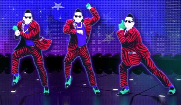 Gangnam Style já está disponível em Just Dance 4 (Foto: Divulgação) (Foto: Gangnam Style já está disponível em Just Dance 4 (Foto: Divulgação))
