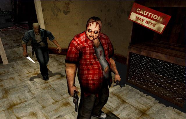 Era possível matar oponentes de surpresa e de maneiras cruéis em Manhunt (Foto: Divulgação)