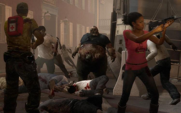 """Left 4 Dead 2 teve que ficar """"light"""" na Austrália para ser lançado (Foto: Divulgação)"""