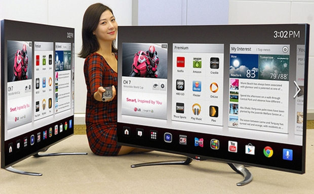LG lançará novos modelos de Google TV em janeiro (Foto: Divulgação)