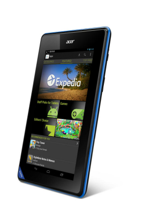 Acer apresentou novo tablet na CES (Foto: Divulgação) (Foto: Acer apresentou novo tablet na CES (Foto: Divulgação))