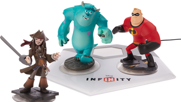 Infinity base leva seus bonecos do mundo real para o virtual (Foto: Games and Gadgets Geek)