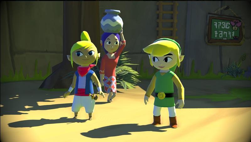 Zelda: Wind Waker HD é uma das novidades da Nintendo Direct (Foto: Divulgação)