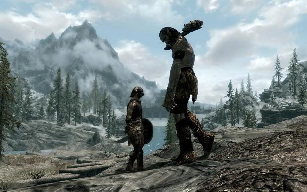 Como matar Trolls, Dragões, Gigantes, Dragon Priests e o Arcano em Skyrim |  Dicas e Tutoriais | TechTudo