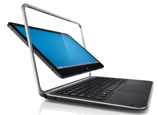 Design interessante faz do ultrabook um tablet com poder de desktop dos bons (Foto: Reprodução)