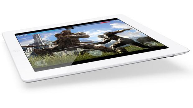 iPad 2 ainda se mantém atual, rodando jogos pesados (Foto: Divulgação)