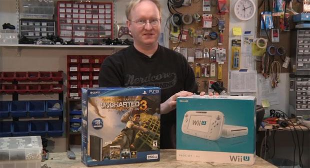 Ben Heck junta videogames diferentes em um único aparelho (Foto: Reprodução/TheBenHeckShow)