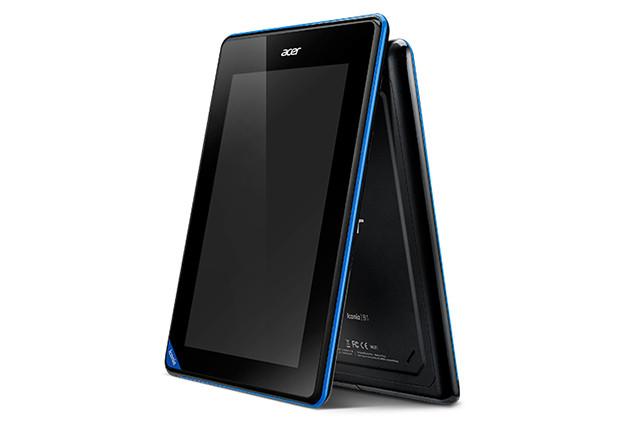 Acer Iconia B1: tablet Android chegou ao Brasil mais barato que o Nexus (Foto: Divulgação)