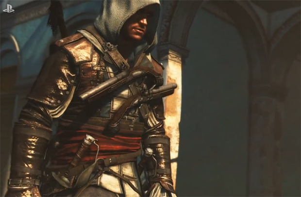 Assassin's Creed 4 no PS4 tem mais detalhes nos gráficos (Foto: Reprodução)