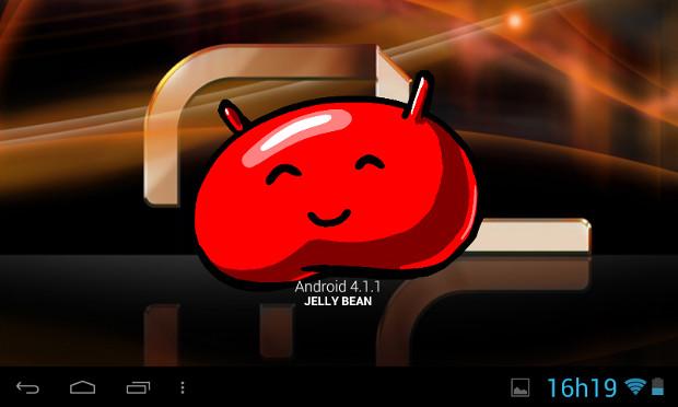 Entre os modelos básicos, o Tablet M7 se destaca por ter Android 4.1.1 (Foto: Reprodução / Dario Coutinho
