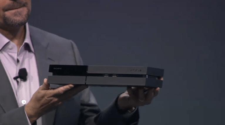 Visual do PlayStation 4 é revelado (Foto: Divulgação)