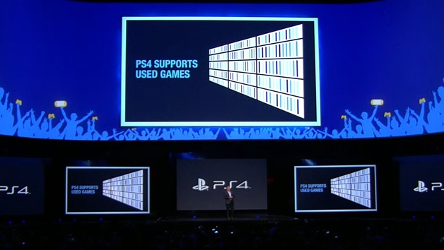 O PlayStation 4 não terá bloqueio a jogos usados (Foto: Reprodução)
