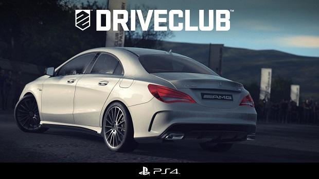 O sem-graça jogo de corrida DriveClub (Foto: Divulgação)