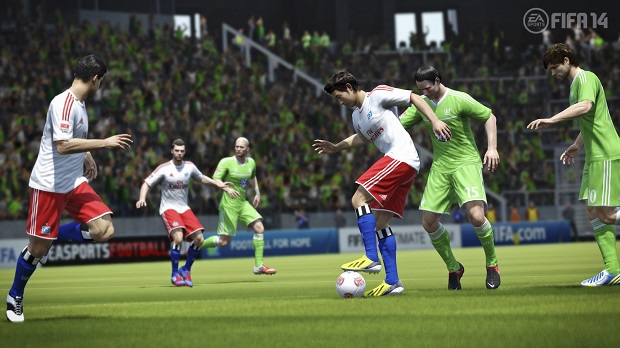 O novo Fifa promete estádios mais realistas (Foto: Divulgação) (Foto: O novo Fifa promete estádios mais realistas (Foto: Divulgação))