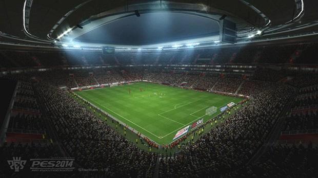 PES 2014 não terá nenhum estádio da Espanha. (Foto: Divulgação)