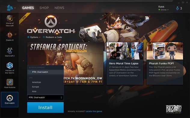 Saiba como acessar o servidor de testes e experimentar novidades do Overwatch (Foto: Reprodução/Murilo Molina)