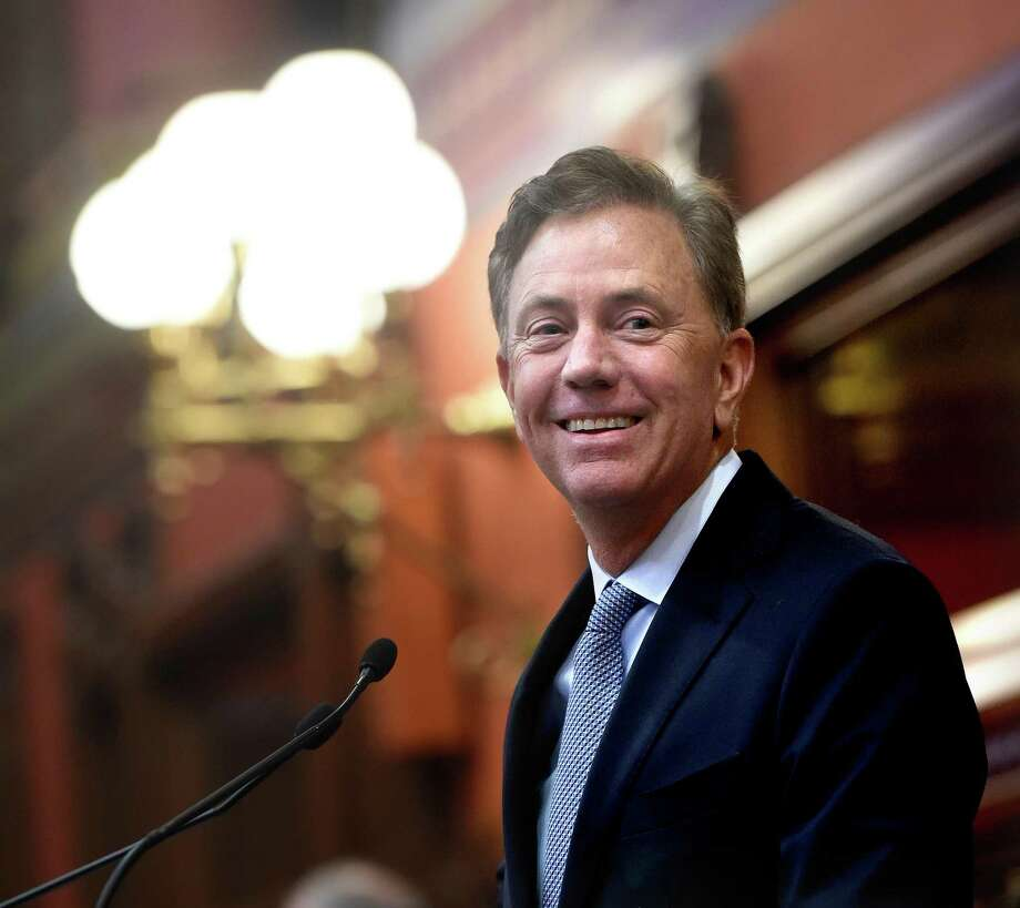 Governor Ned Lamont said Wednesday that he wants to end exemptions for digital and Internet sales that are currently exempt from the state's 6.35-percent sales tax. Photo: Arnold Gold / Hearst Connecticut Media / New Haven Register