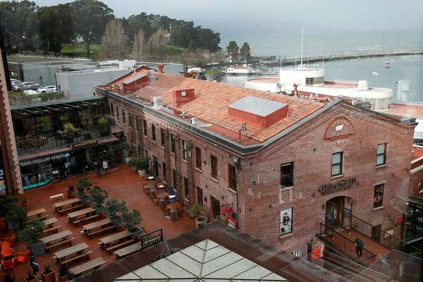 SF's historic Ghirardelli Square nearly full with food focus - HoustonChronicle.com
