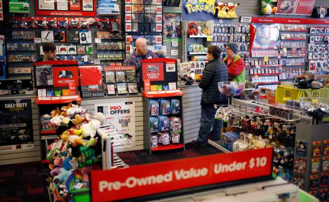 Gamestop Drops Most Since 2002 After Failing To Sell Sfgate