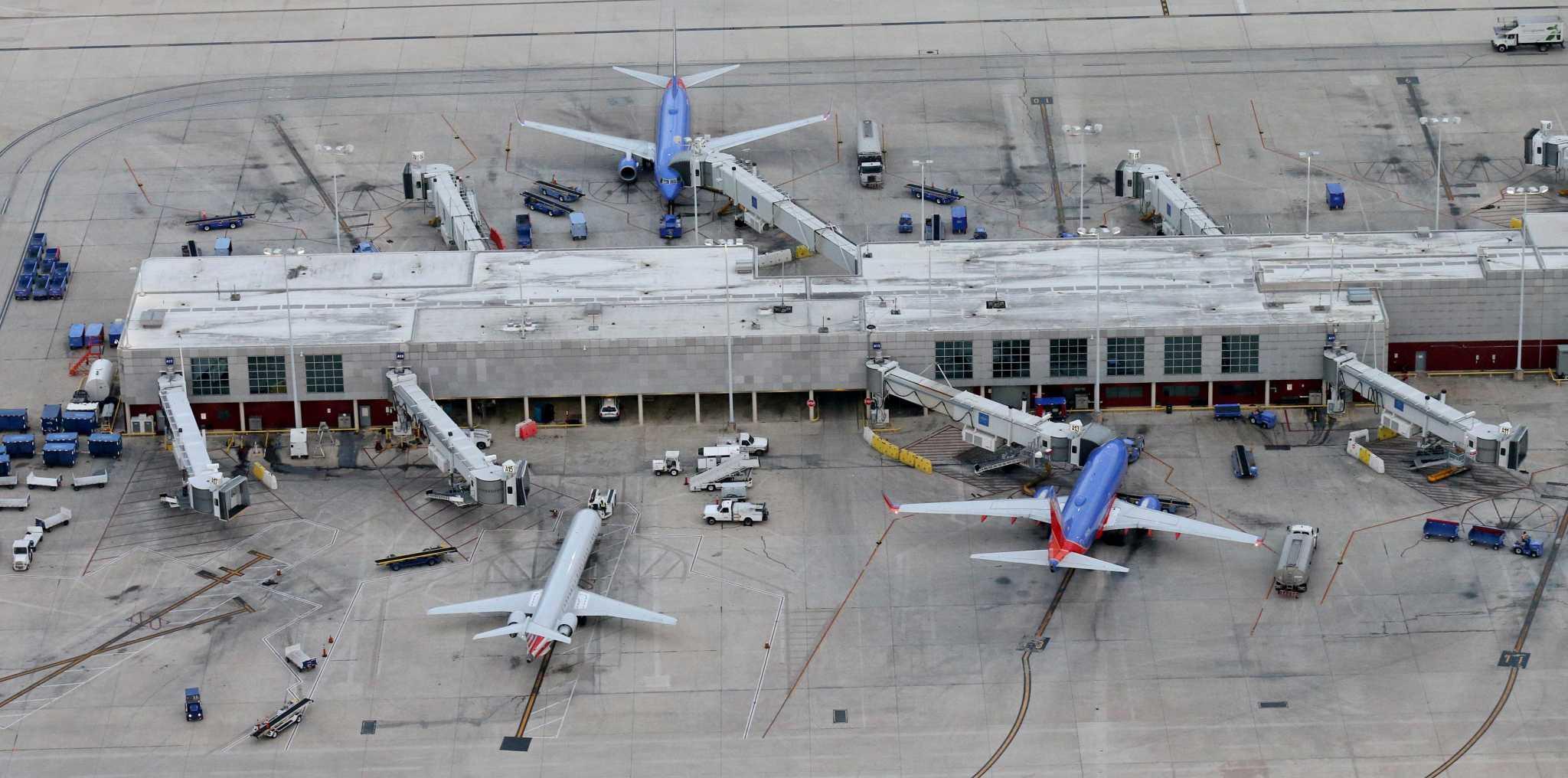 san antonio airport losing