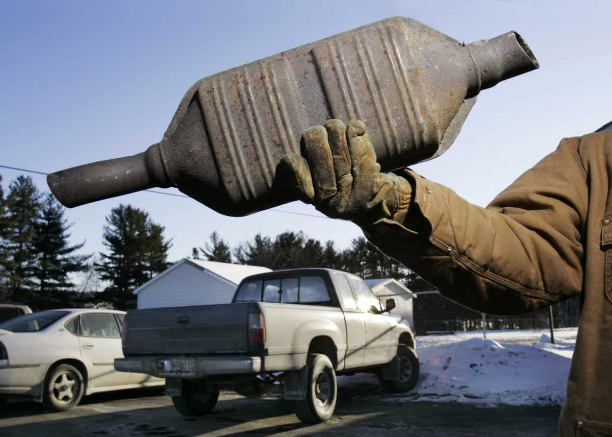 Thieves keep stealing catalytic converters off cars in Berkeley, police warn