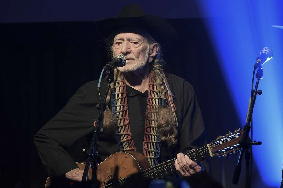 Singer/Songwriter Willie Nelson Supporting former U.S. congressman Beto O'Rourke  >>>Click through to see which celebrities, including actors, actresses and musicians are supporting which 2020 Democratic presidential candidates  (Photo by Richard Shotwell/Invision/AP) Photo: Richard Shotwell, Associated Press