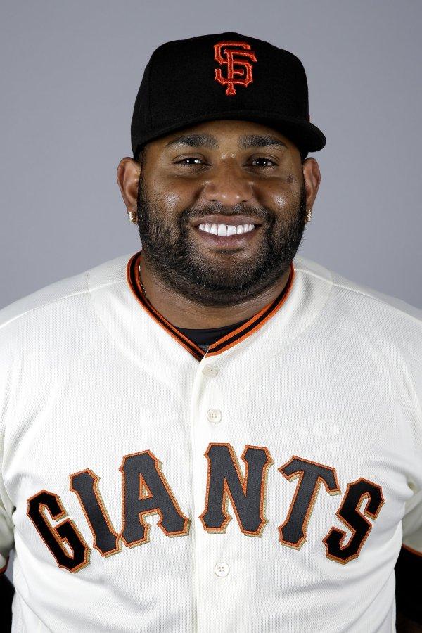 Giants Pablo Sandoval Bubble Tough Roster