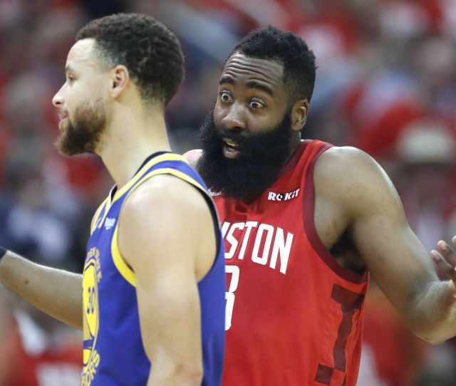 What To Watch For In Rockets Vs Warriors Game