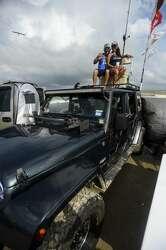 Jeep Weekend Crystal Beach 2017 : weekend, crystal, beach, Arrests, During, Topless', Weekend, Galveston