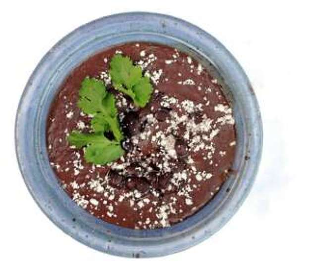 Recipe Tasty Black Bean Soup