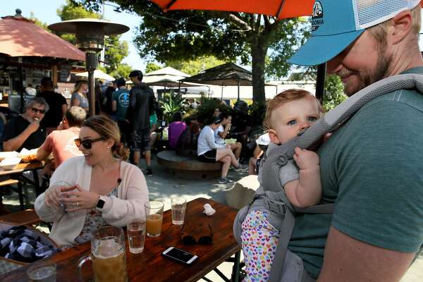kid friendly taprooms booming